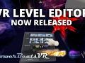 PowerBeatsVR v1.1.0 Update: VR Level Editor & Custom Song Support