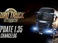 Euro Truck Simulator 2 Update 1.35