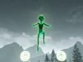 Zibbs - Alien Survival. Devlog #4: Levitation Circles and Scan Improvements