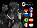 Chicken Police - 6 new languages added to the page! :o