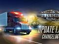American Truck Simulator Update 1.35