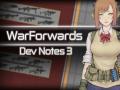Dev Notes 3