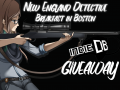 Giveaway and launch discount  to celebrate the release of New England Detective: Breakfast in Boston