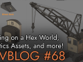 Devblog 68: Making a Hex World, Logistics Vehicles and more!