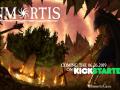 Inmortis, now on Kickstarter !