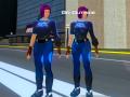 Cyber City Alpha progress report