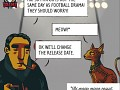 Football Drama will obscure FIFA 20! Or maybe not...