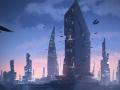 A Futuristic World mod idea