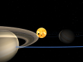 Universe: a journey of solar system