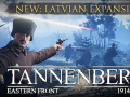 Gather under the Latvian flag - free expansion for Tannenberg!