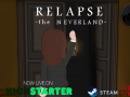 Relapse the Neverland LIVE on KICKSTARTER