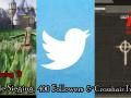 Castle Sieging, 400 twitter followers, crosshair tweaks and more!