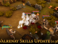 Valrenay Abilities Update