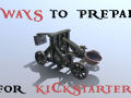5 ways to prepare for your game or mod's kickstarter
