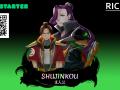 Shujinkou's Kickstarter is LIVE!
