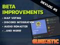 Devlog #5 - Beta Improvements