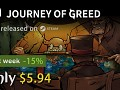 Journey of Greed is now released on Steam!