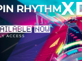 Spin Rhythm launches onto Steam!