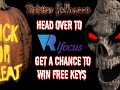 Sinister Halloween Free Key Competition