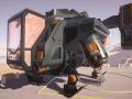 HumB the Spaceship #2