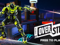 Free-to-play acrobatic shooter Overstep will launch Steam early access on the 22nd of November!