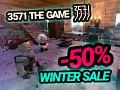 3571 The Game v 0.9 Winter Sale: -50%!