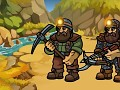 Dwarf-seeker and Gold Hunter