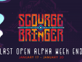 Join us in the ScourgeBringer Open Alpha Weekend this Friday!