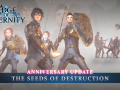 Edge Of Eternity will launch its anniversary update The Seeds of Destruction on January 30!