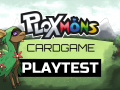 Ploxmons Cardgame - Second Playtest Phase Just Started! (Windows PC)