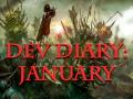 Development Diary for January