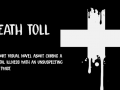 Death Toll - Visual Novel