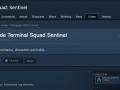 Guide Terminal Squad Sentinel