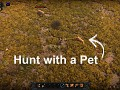 Wild Terra 2. Hunt with a pet