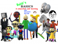 Baldi's Basics - Free Exclusive Edition: Custom Map Experience