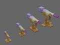 Weapon Design in BotBrawl