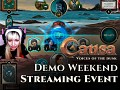 Demo Weekend & Streaming Event Highlights Video