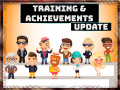 Achievements + Training UPDATE released!