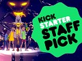 You are called to action! Development video clips for Kickstarter