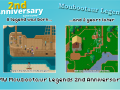 Moubootaur Legends 2nd Anniversary Event