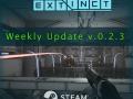 Weekly Update v.0.2.3!