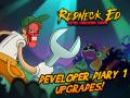 Redneck Ed - Developer Diary #1 Upgrade your Face!
