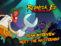 Interview with Arvydas - The Mastermind and Artist of Redneck Ed!