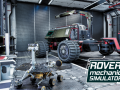 Immersion and gameplay design in Rover Mechanic Simulator