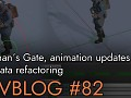 Devblog 82 - Callahan's Gate, animation updates, and data refactoring