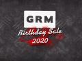Birthday Sale 2020