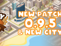 Bakery Biz Tycoon patch 0.9.5 is alive