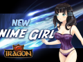 Sexy Anime Girl - Iragon Anime Game Update 27