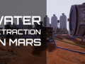 Water Extraction on Mars