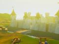 The Castle siege system